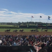 Keeneland Race Track Event